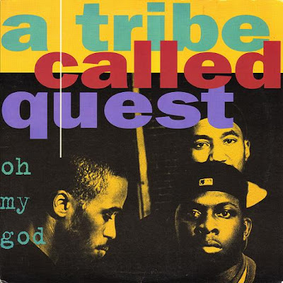 A Tribe Called Quest – Oh My God (VLS) (1994) (FLAC + 320 kbps)
