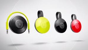 Get the Google Chromecast from Currys