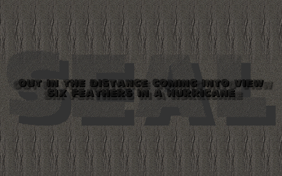 Weight Of My Mistakes - Seal Song Lyric Quote in Text Image