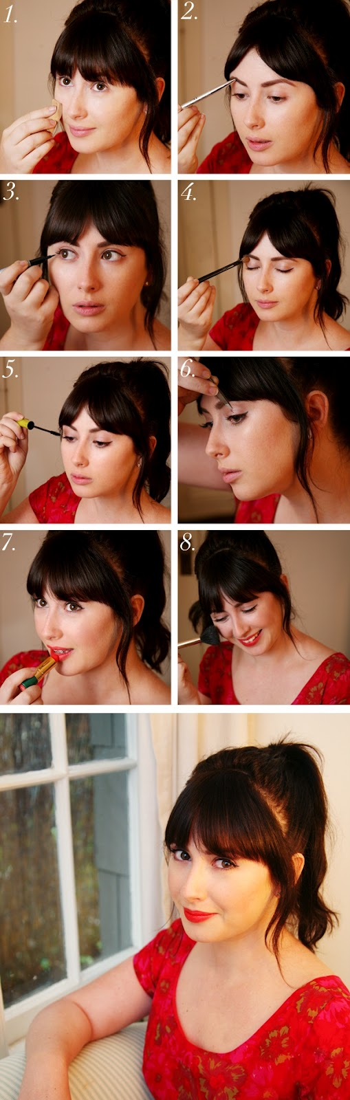 1950s Makeup tutorial