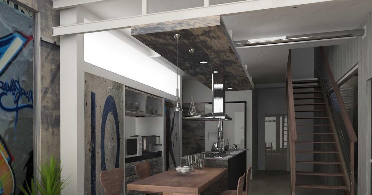 Arquitec maquetas dise o de interiores 3d r stico y urbano - Paginas de diseno de interiores ...