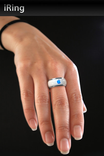 Creative and Innovative Bluetooth Jewelry (11) 13