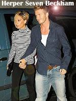 Harper Seven Beckham : Anak Perempuan David Beckham dan Victoria