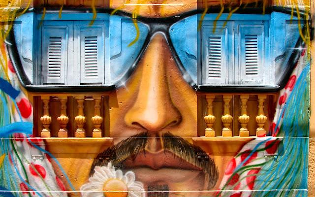 Fotos de Graffitis en 3D
