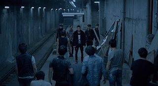 B.A.P BAP One Shot Youngjae kidnapped