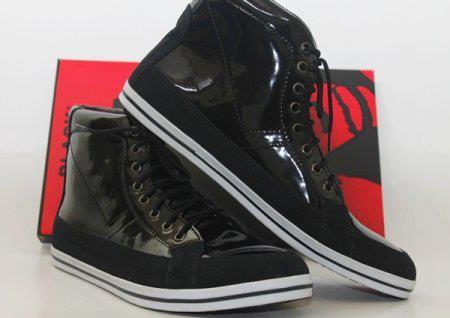 Sepatu Blackmaster High BM49