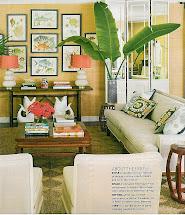 Florida Living Room Decor