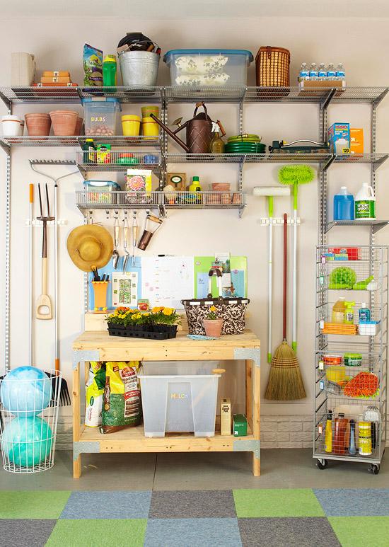 Querido ref gio blog de decora o lista de tarefas for Garajes organizados