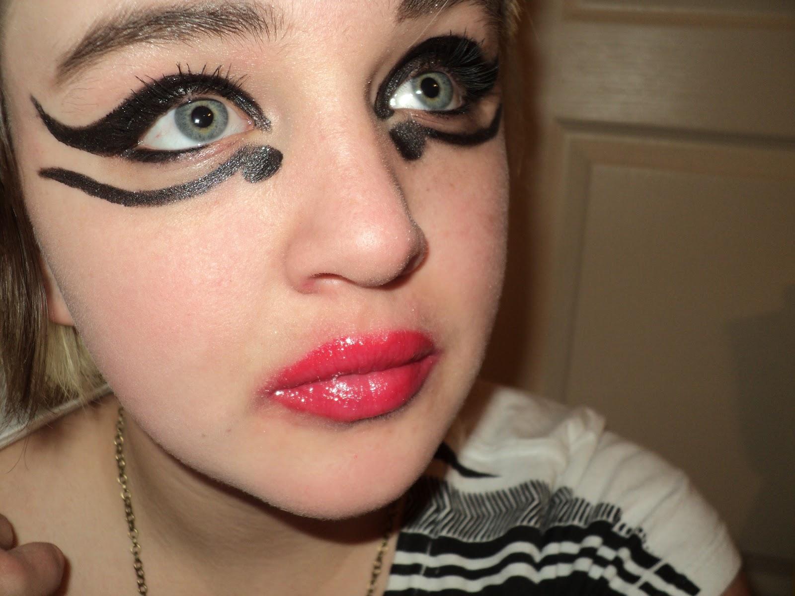 Eye Of Horus Makeup - Mugeek Vidalondon