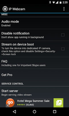 How To Turn Your Android Smartphone Into Spy Cam