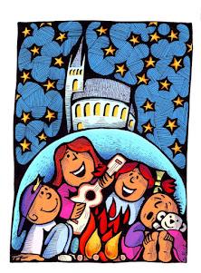 Kirchenübernachtung 2012