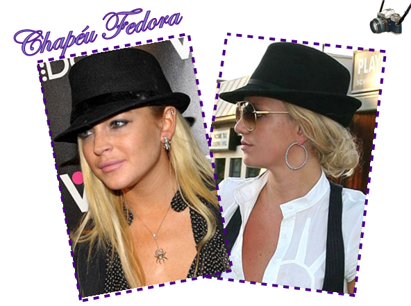 Então existe 3 estilos de chapéus que são os mais usados nas celebridades f9ae47ab896