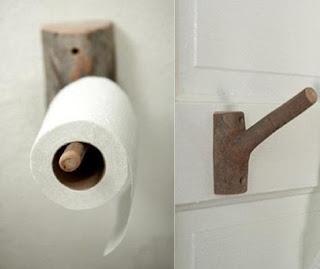 DIY ที่แขวนกระดาษทิชชู่