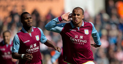 Norwich 1 Aston Villa 2