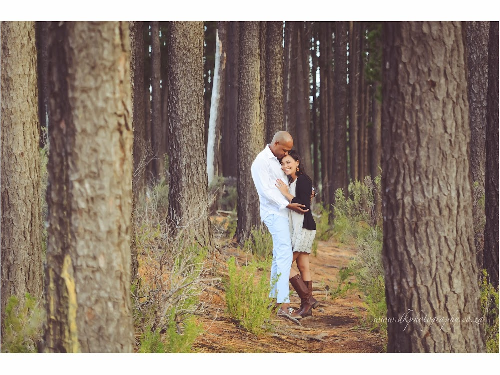 DK Photography BLOGLAST-043 Franciska & Tyrone's Engagement Shoot in Helderberg Nature Reserve, Sommerset West  Cape Town Wedding photographer