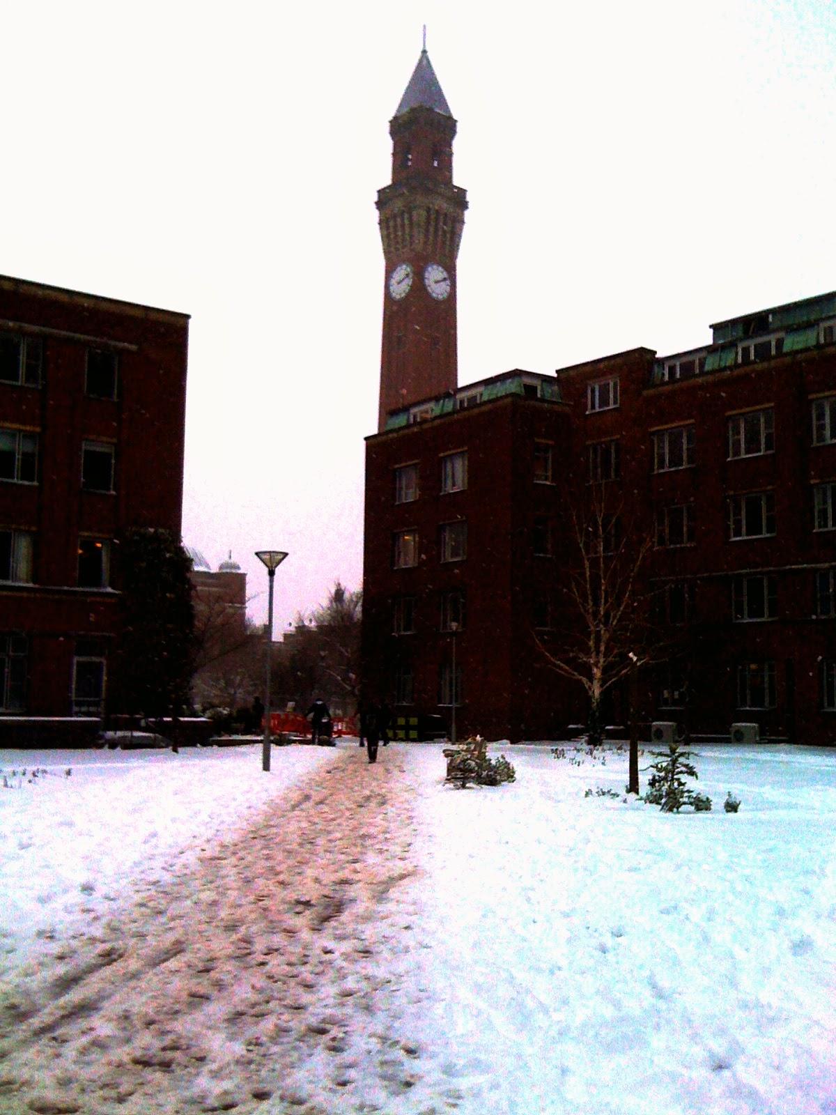 Birmingham University Clock Tower
