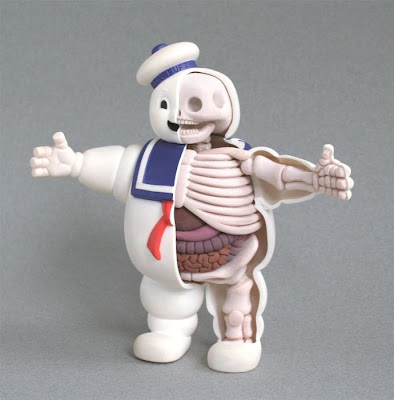 Anatomy Toys by Jason Freeny Seen On www.coolpicturegallery.us