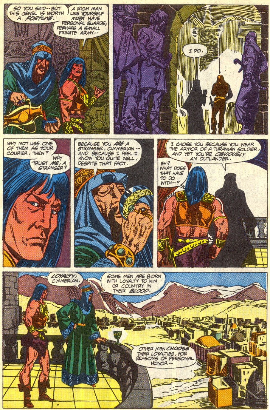 Conan the Barbarian (1970) Issue #230 #242 - English 4