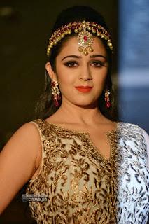 Charmi-Ramp-Walk-Stills-at-Heal-A-Child-Fashion-Show