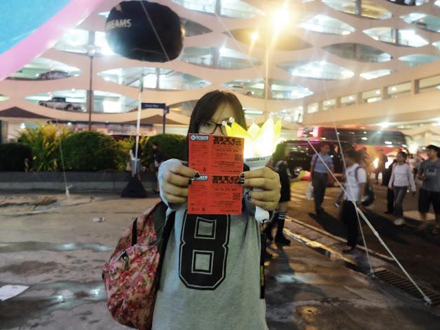 BIGBANG #concertbreak in Manila | heyladyspring.com
