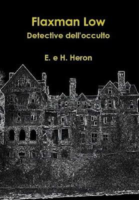 Flaxman Low, detective dell'occulto, 2012, copertina