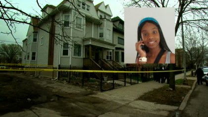 A Facebook Feud Leaves A 14-Year Old Girl Gunned Down