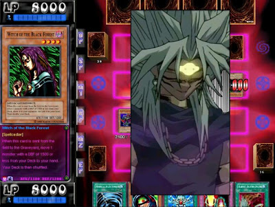 Yu-Gi-Oh! Power Of Chaos: Marik The Darkness Screenshots 1