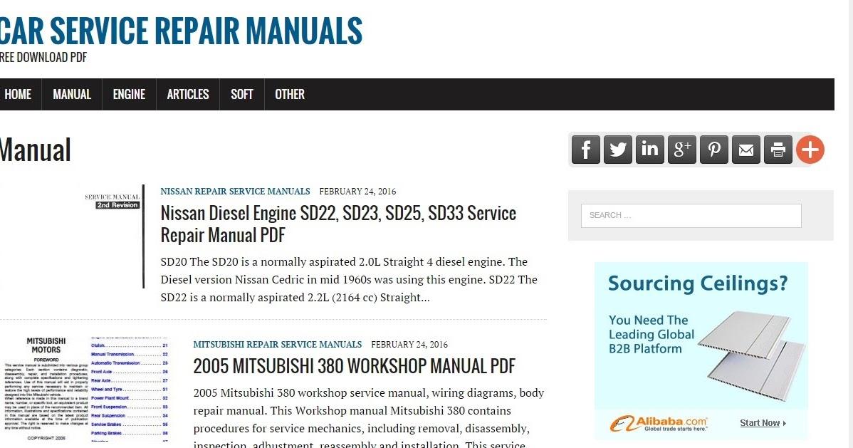 Download User Manuals - eSpares