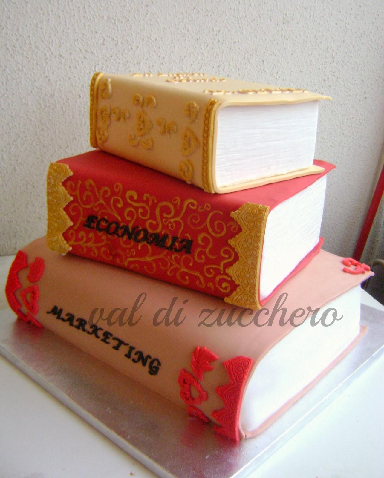 Corsi Di Cake Design Con Renato Ardovino : Val di zucchero: I libri... per una Laurea e Rapunzel!