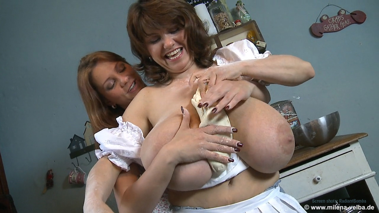 velba dough kneading nadine jansen Milena