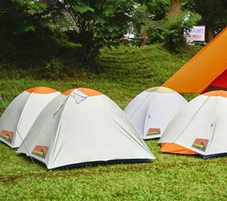 tips memilih tenda gunung