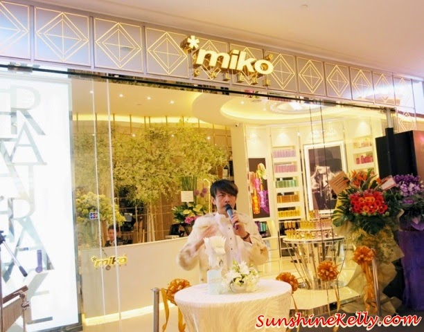 Grand Opening of Miko Galere with Kerastase, Miko Galere, Miko Hair Studio, Pavilion Beauty Hall, Hair Studio, Kerastase Hair Studio