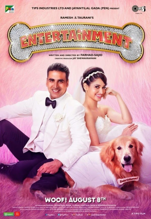 Watch Its Entertainment (2014) Hindi Non Retail DVDRip Full Movie Watch Online Free Download
