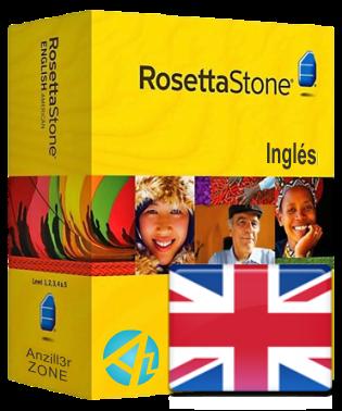 Descargar Rosetta Stone Inglés (británico) Full