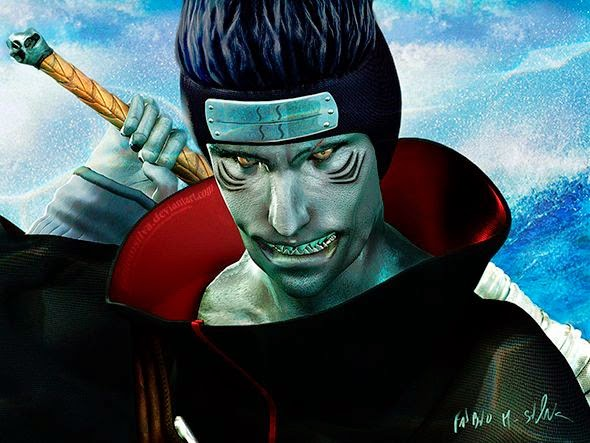 Kisame - Naruto
