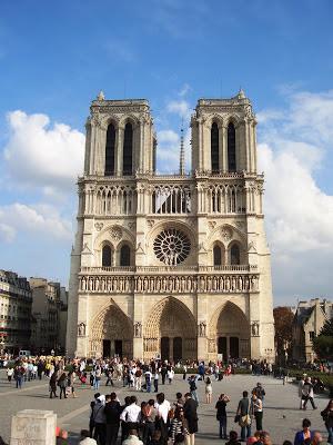 Wochenende in Paris - Notre Dame