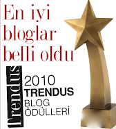 TRENDUS Blog dllerinde Buse&#39;s Fashion Blog 2.oldu!