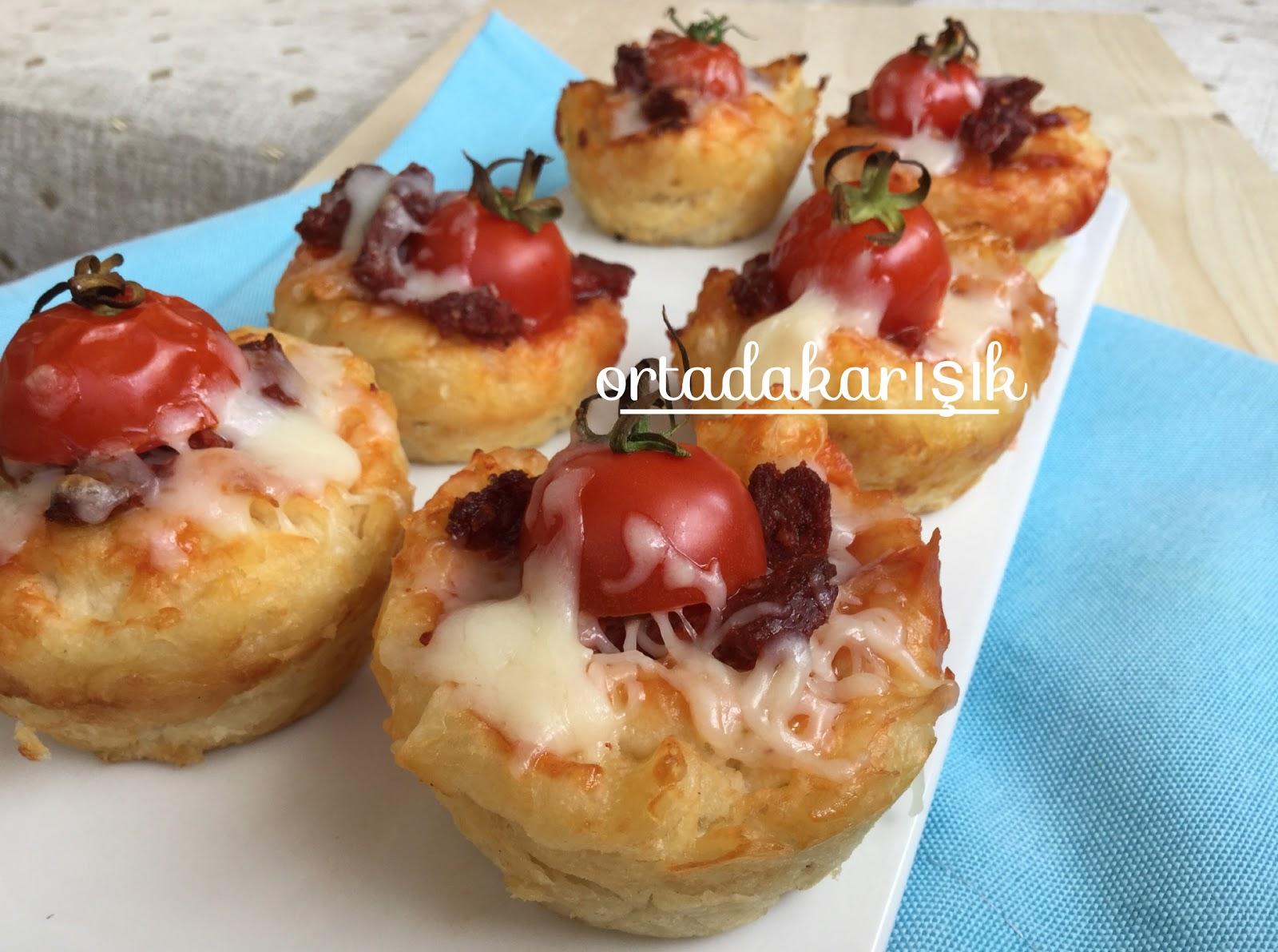 Kirpik Börek (Sahur Ve Kahvaltıya)