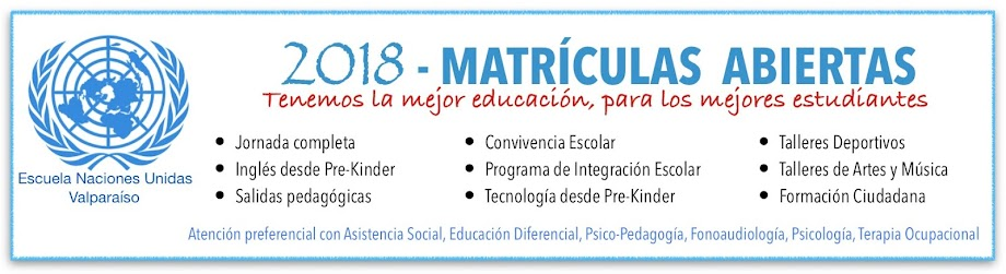 Vida Escolar ESNAUNI Valparaíso