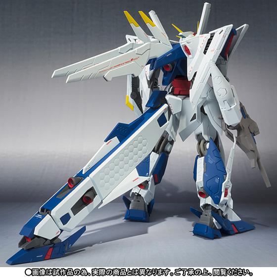 Robot Spirits Xi Gundam Missle Pod Equipment Marking Plus Version