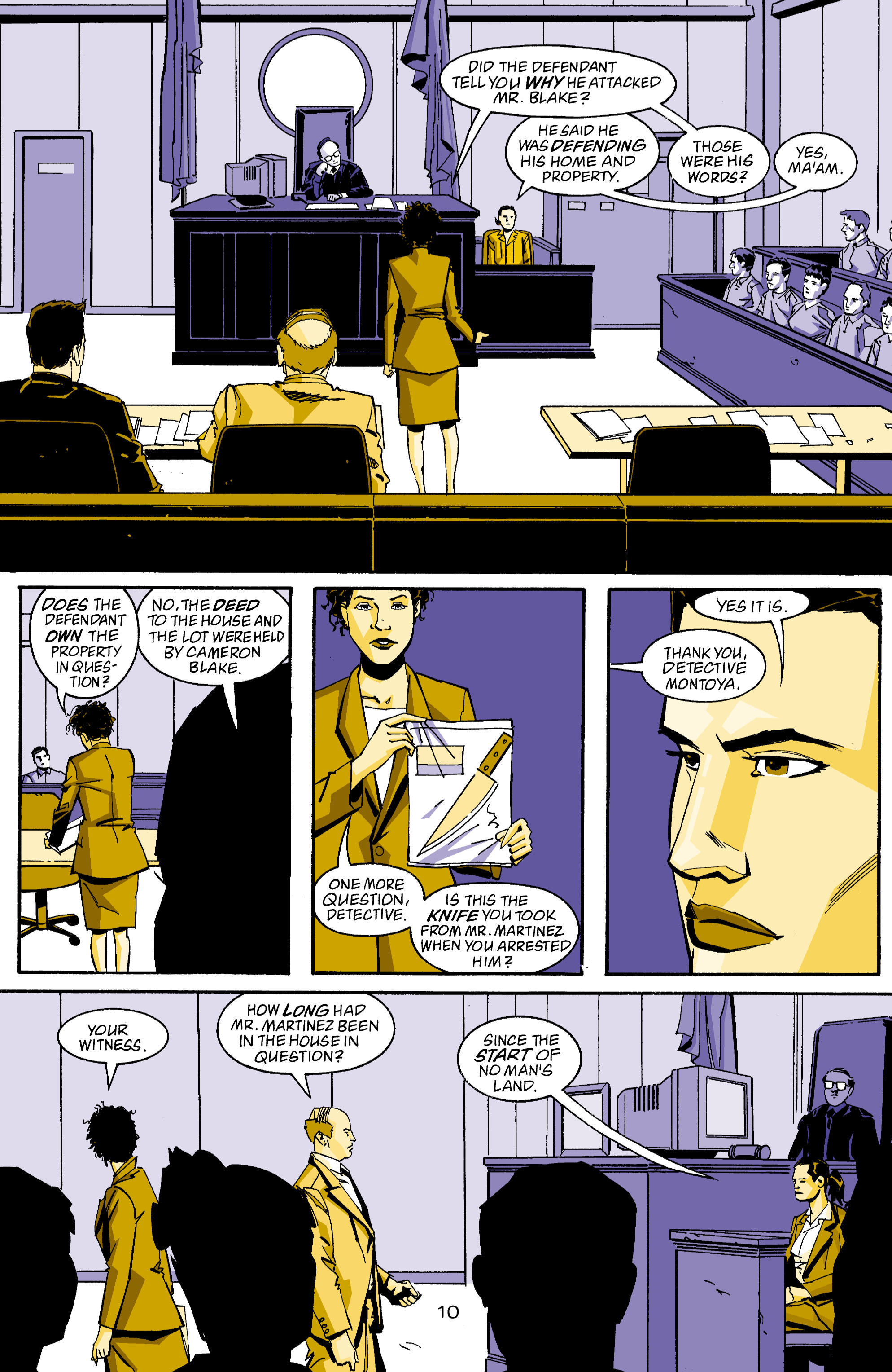 Detective Comics (1937) 747 Page 10