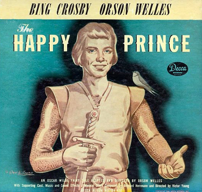 the happy prince 2 The happy prince is the story of a majestic statue that looks down over a city the  statue is of a prince who  performance running time: 50' actors' number: 2.