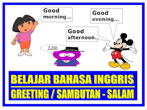 BELAJAR BAHASA INDONESIA GREETING