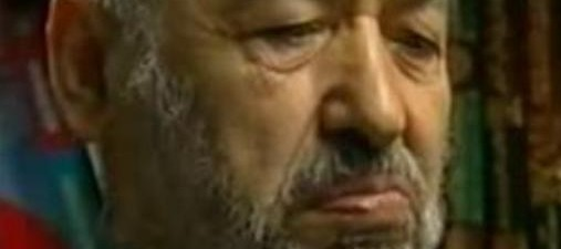 leader du Mouvement Ennahdha, Rached Ghannouchi
