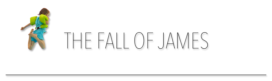 Fall of James