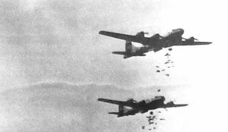 第二次世界大戦 B29による空襲