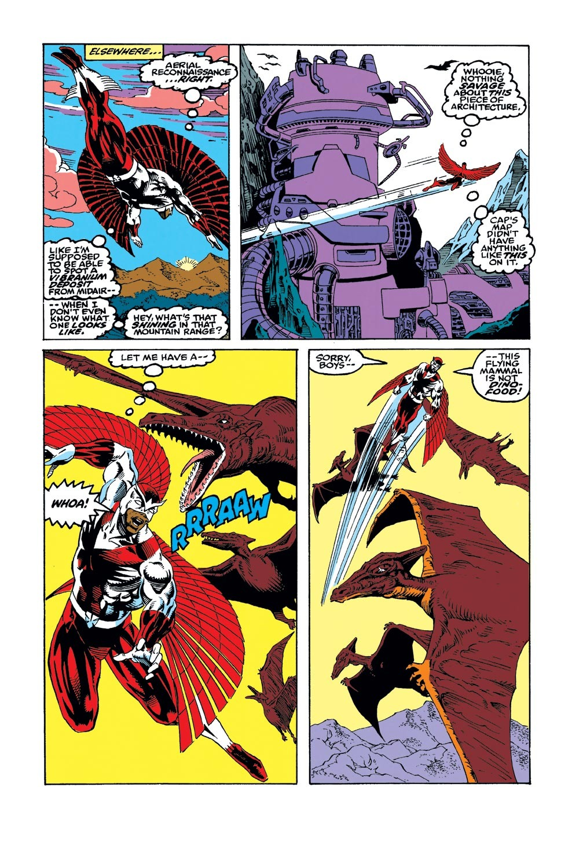 Captain America (1968) Issue #415 #364 - English 7