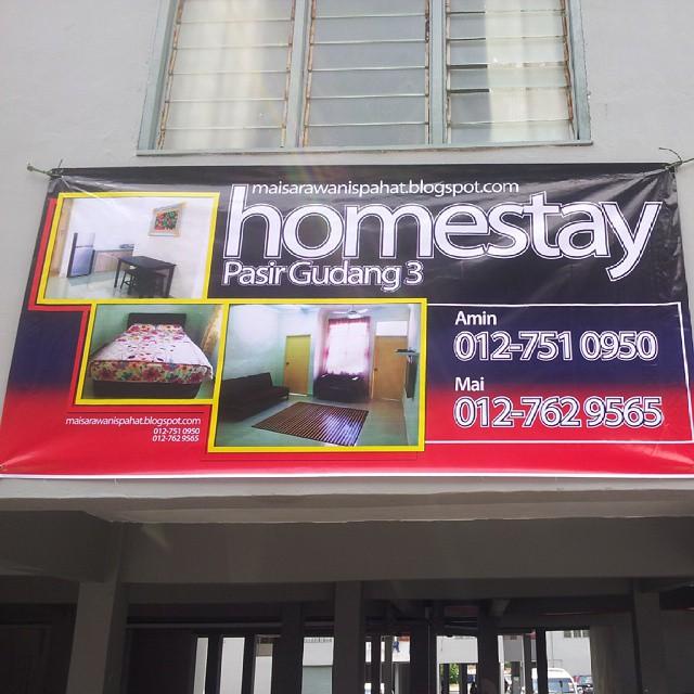 Homestay Pasir Gudang 3
