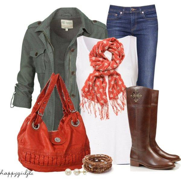 Outfit winter trends