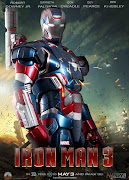 . James Rhodes (Don Cheadle) y su armadura Iron Patriot ¿Será suficiente? (iron man )